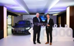 Lincoln sold its 100.000 car in China