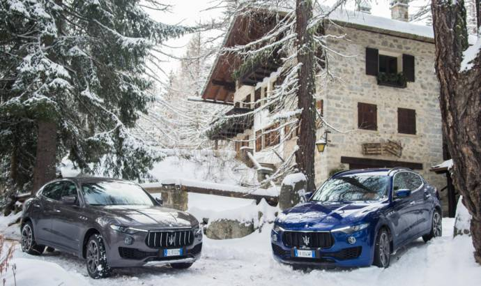 Maserati Winter Tour kicks off