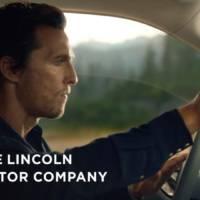 Matthew McConaughey stars in new Lincoln Navigator commercial