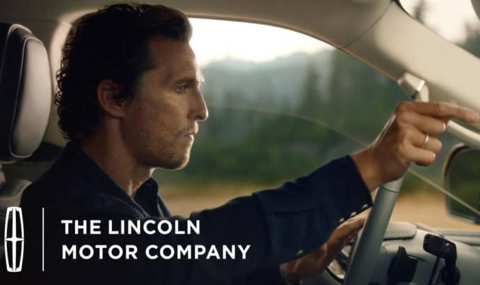Matthew McConaughey stars in new Lincoln Navigator commercial