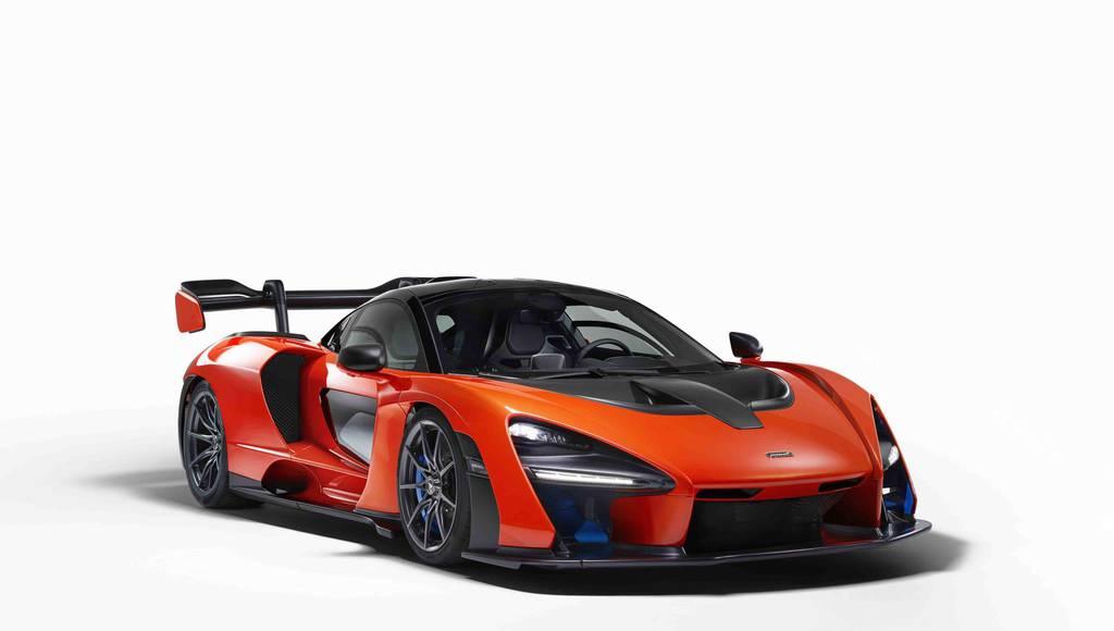 McLaren Senna supercar launched