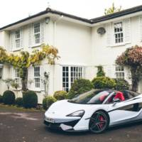 McLaren Special Operations launch Muriwai special paint