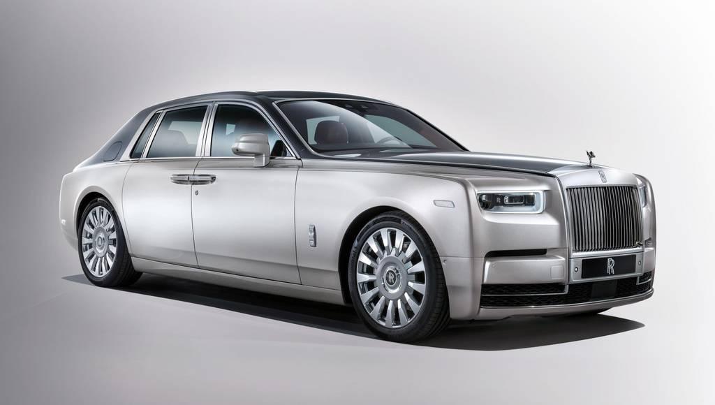 New Rolls Royce Phantom to make US debut at NAIAS 2018