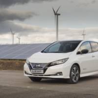 Nissan Leaf production started in UK