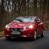 Nissan Micra benefits 1.0 litre gasoline engine