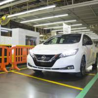 Nissan Smyrna plant began Leaf production in US