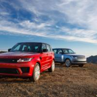 Range Rover Sport P400e prototype unveiled in LA