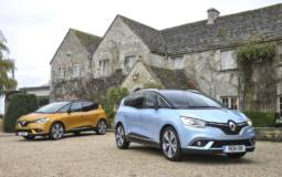 Renault Scenic and Grand Scenic receive new 1.3 TCe engine