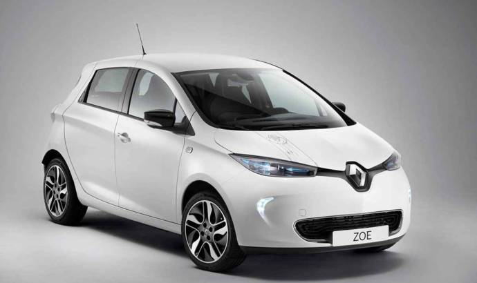Renault Zoe has a Star Wars limited edition