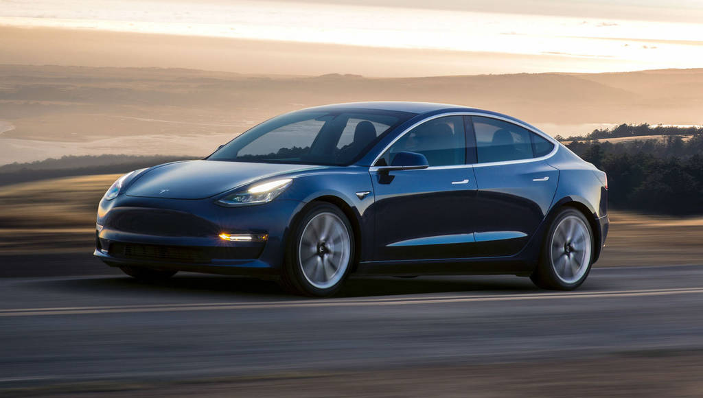 Tesla Model 3 deliveries for non-employee will start next week