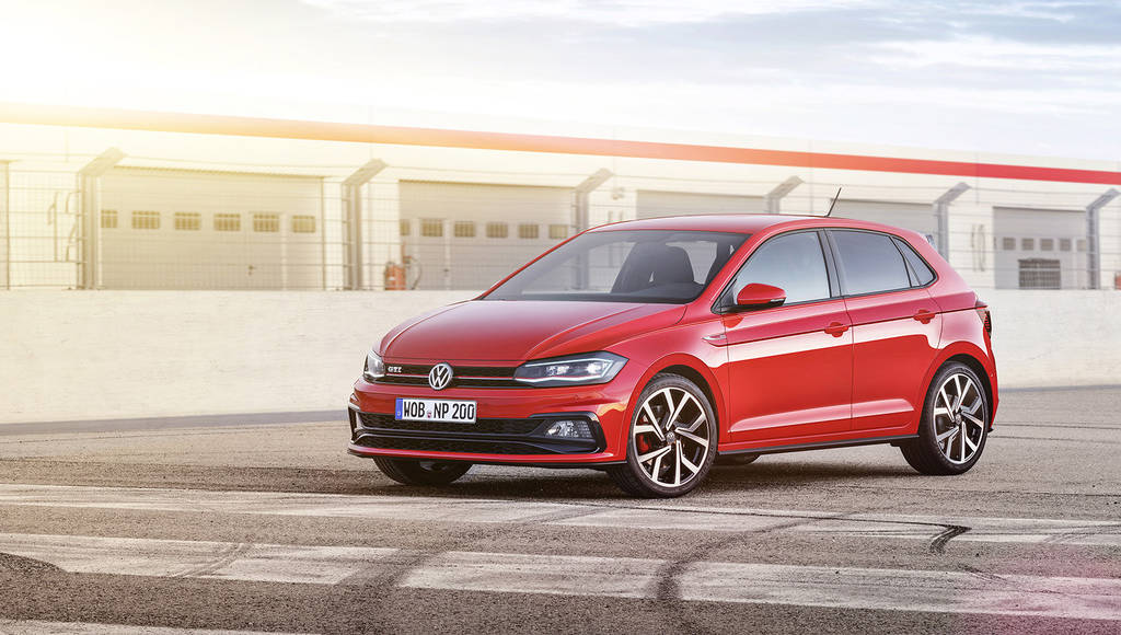 The new Volkswagen Polo GTI is available for order
