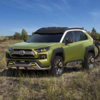 Toyota Adventure Concept FT-AC unveiled in Los Angeles