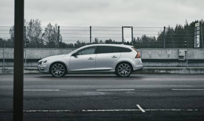Volvo S60 and V60 Polestar Performance World Champion Editions