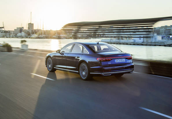 Audi managed a record breaking figure sales in November