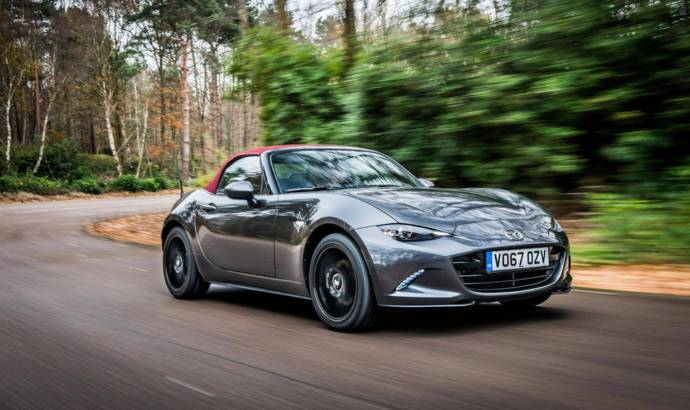 Mazda MX-5 Z-Sport is a limited edition for UK