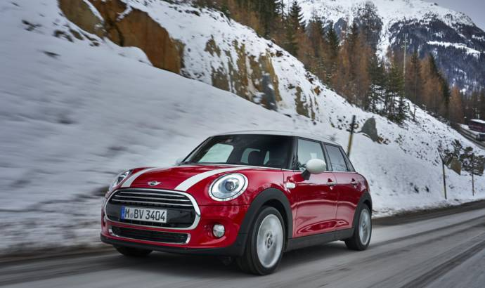 Mini introduces new double clutch transmission