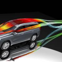 2018 GMC Terrain aerodynamics improved