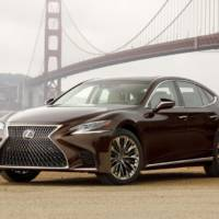 2018 Lexus LS US pricing announced