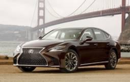 2018 Lexus LS US pricing announced