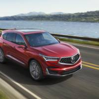 2019 Acura RDX Prototype showcased in Detroit