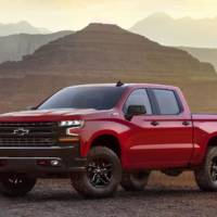 2019 Chevrolet Silverado diesel engine produced in Flint