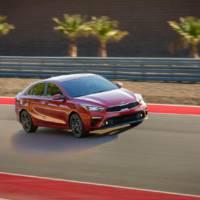 2019 Kia Forte gets detailed