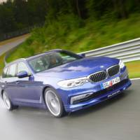 Alpina B5 Bi-Turbo Touring available in UK