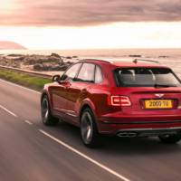 Bentley Bentayga is now available with a V8 petrol unit - 550 horsepower and 290 km/h top speed