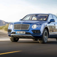 Bentley will tackle the mighty Pikes Peak Hill Climb with a W12 Bentayga