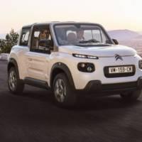 Citroen introduces the E-MEHARI electric car