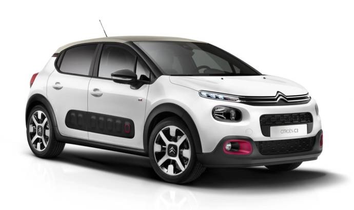 Citroen is here with a C3 ELLE special edition