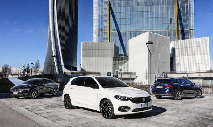 Fiat Tipo celebrates 30 years since launch