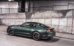 Ford Mustang Bullitt heading to auction