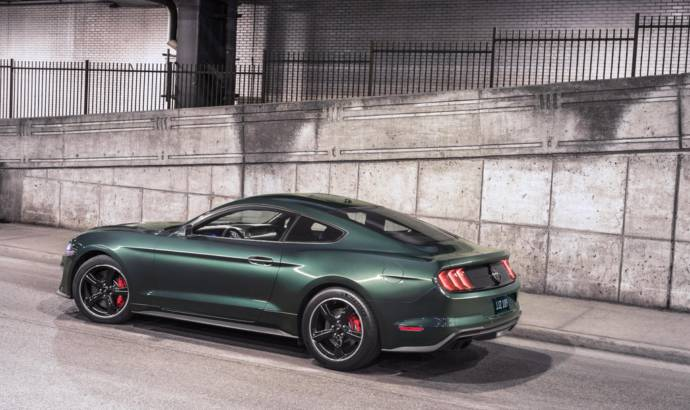 Ford Mustang Bullitt heading to auction