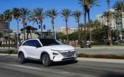 Hyundai Nexo fuel-cell concept unveiled at CES