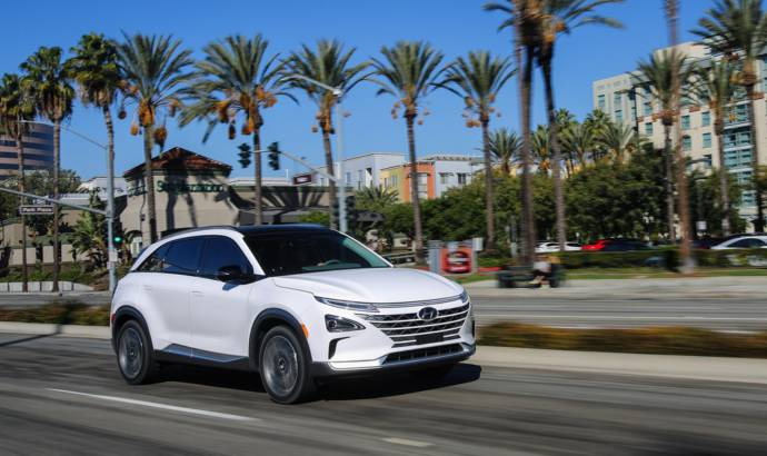 Hyundai Nexo fuel-cell concept unveiled at CES
