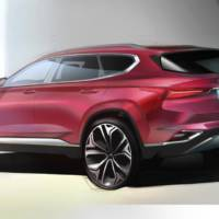 Hyundai Santa Fe sketches revealed