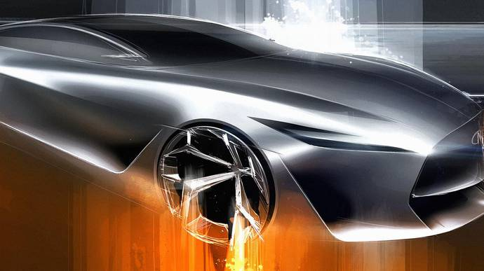 Infiniti will go electric starting 2021