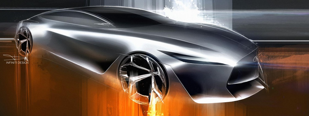 Infiniti will go electric starting 2021