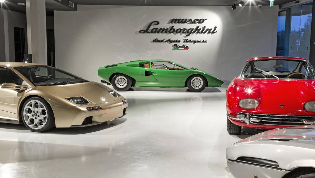 Lamborghini museum reaches record number of visitors