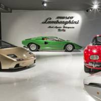 Lamborghini museum reaches record number of visitors