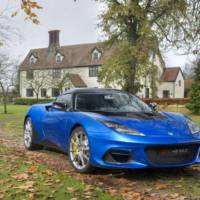 Lotus Evora GT410 Sport unveiled in UK