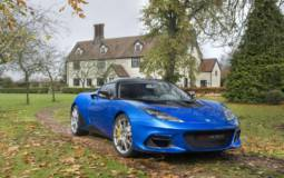 Lotus Evora GT410 Sport unveiled in UK