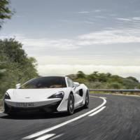 McLaren 570GT receives new Design editions