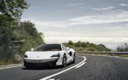 McLaren 570GT receives new Design editions