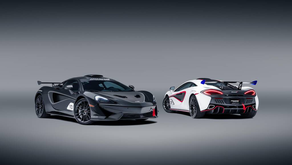 McLaren Special Operations delivered 10 unique 570S Coupe
