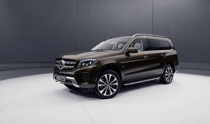 Mercedes GLS Grand Edition launched in US