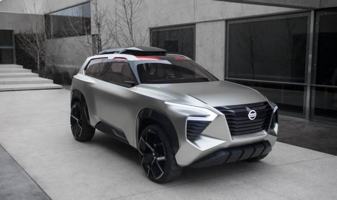Nissan Xmotion Concept makes debut in Detroit