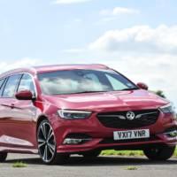 Opel is celebrating 100000 Insignia orders