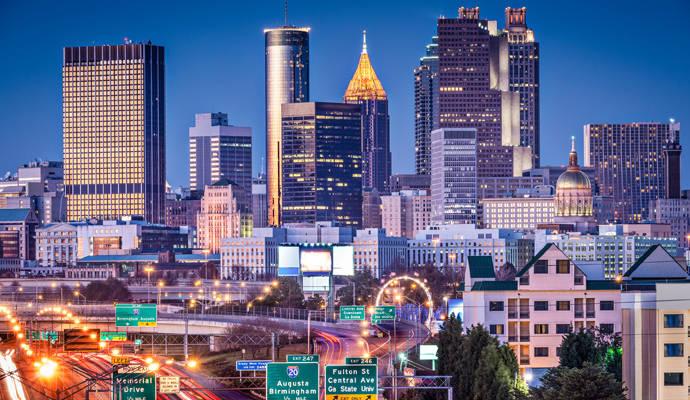PSA Peugeot Citroen US headquarters based in Atlanta